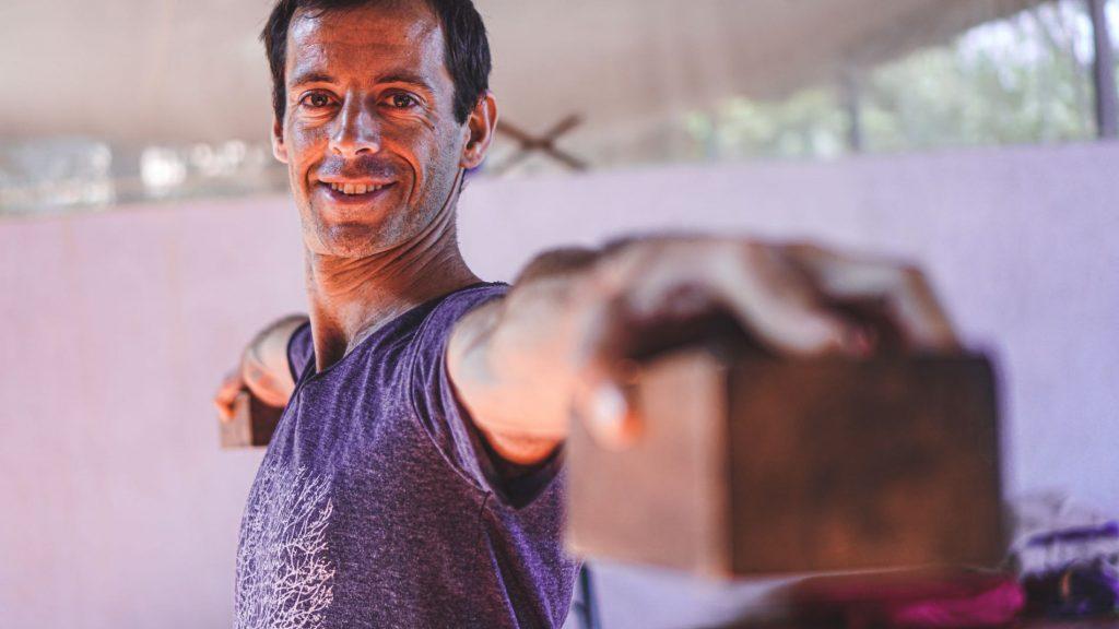 Iyengar Yoga Courses in India at Shree Hari Yoga School
