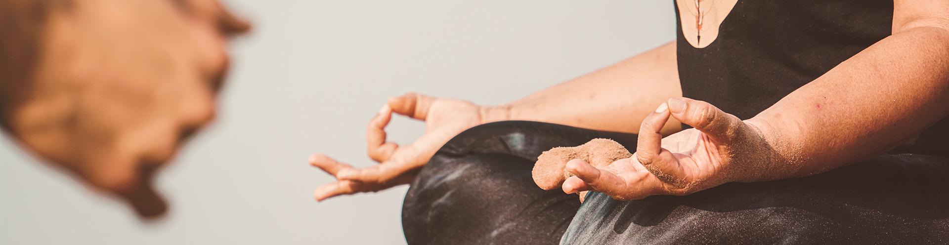 Meditation Yoga Teacher Training Banner