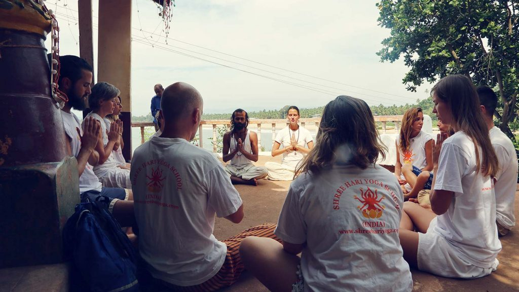 Shree Hari yoga teacher training India