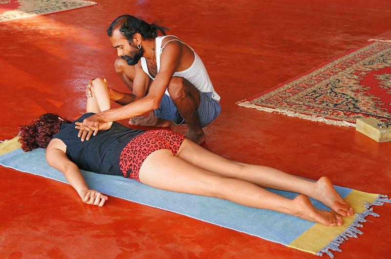 restaurative yoga, iyengar yoga