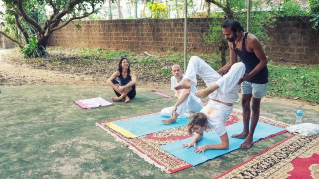 300 Hour Yoga Teacher Training