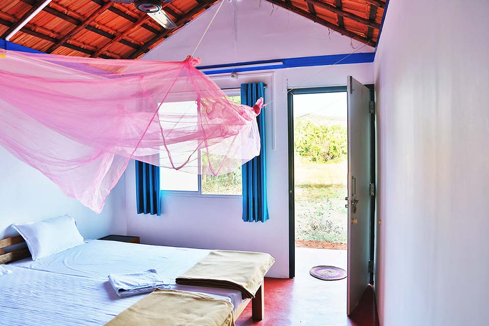 yoga accommodation gokarna