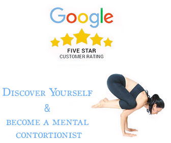 google 5 star rating for shree hari yoga best yoga school india to become a mental contortionist