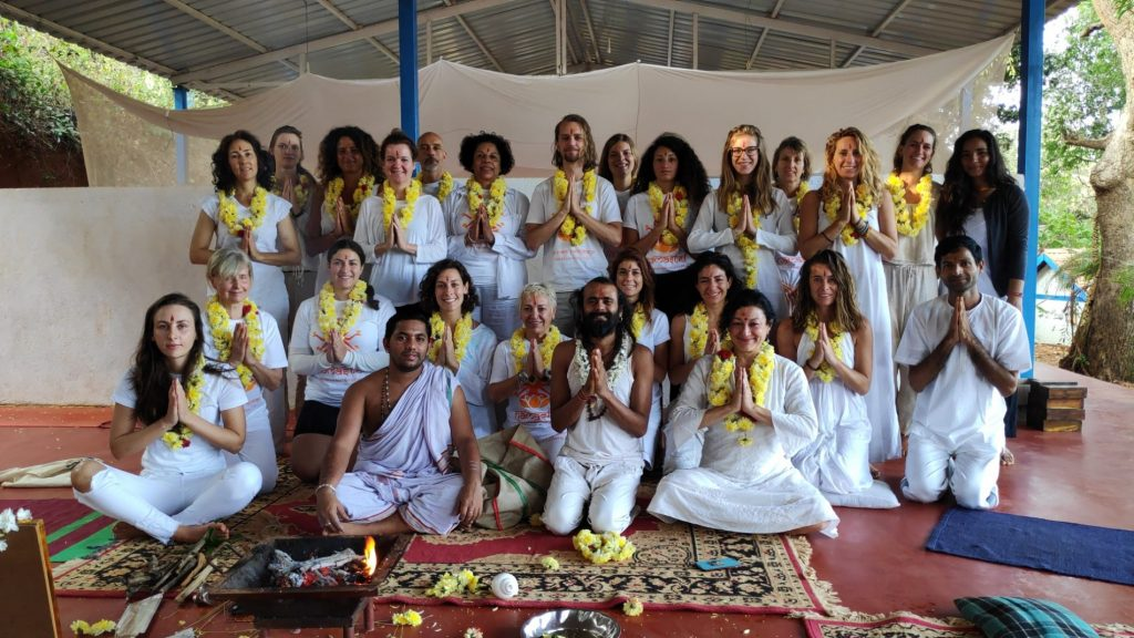 100 Hours Yoga Therapy Teacher Training Course Accommodation and Food
