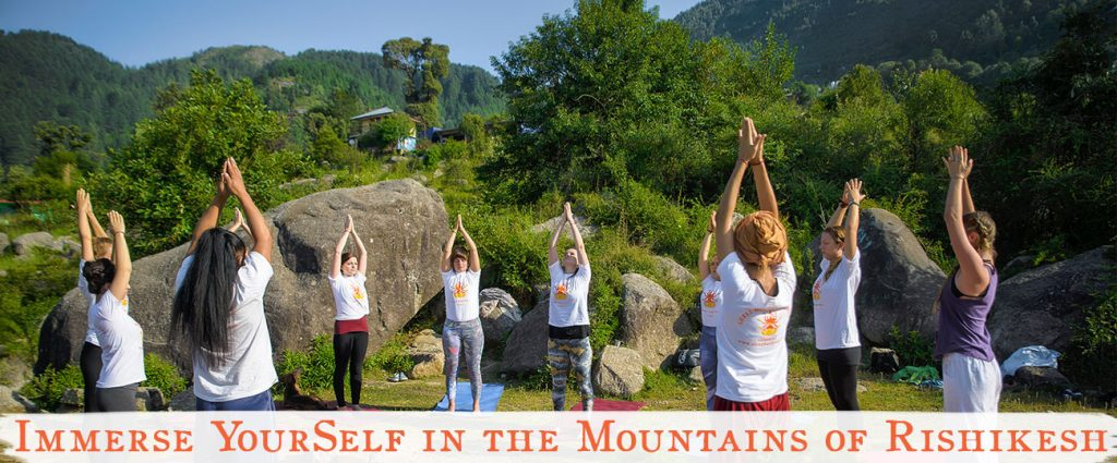 200hr yoga teacher training in rishikesh