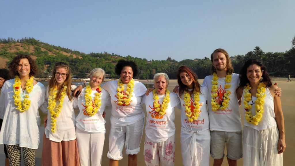 100 Hours Yoga Therapy Teacher Training Course Daily Schedule