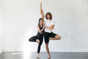 5 Yoga Poses For Two People Partner Yoga Shree Hari Yoga