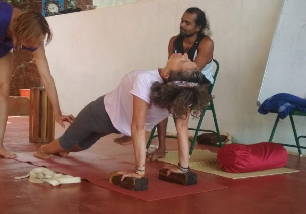 iyenger yoga