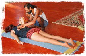 yoga therapy, restorative yoga
