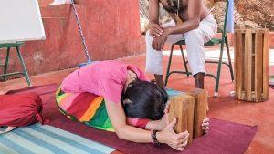yin yoga, yoga therapy