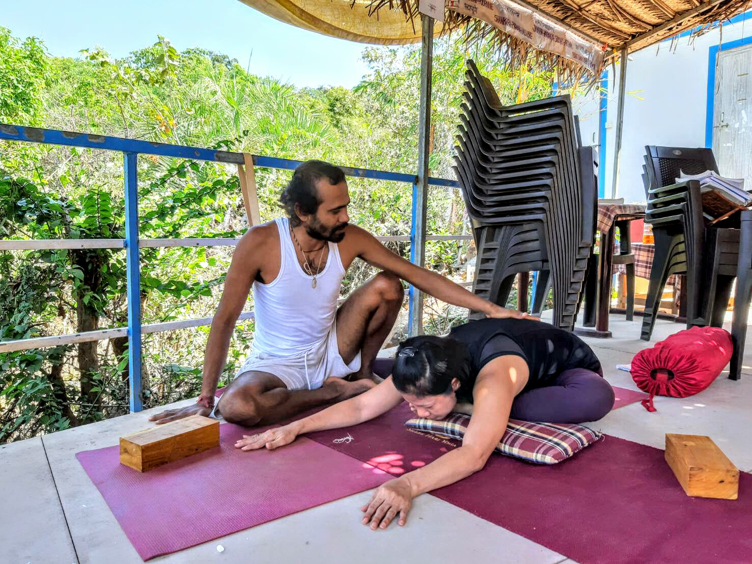 Yin Yoga TTC in India