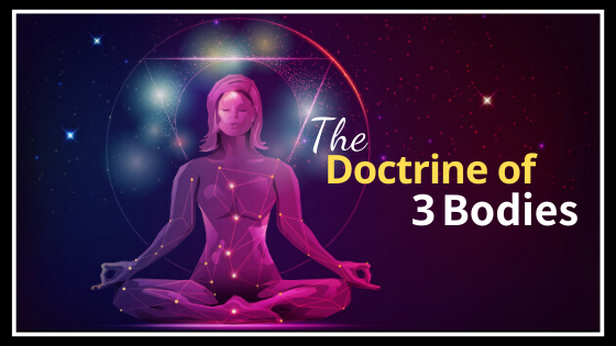 the doctrine of three bodies