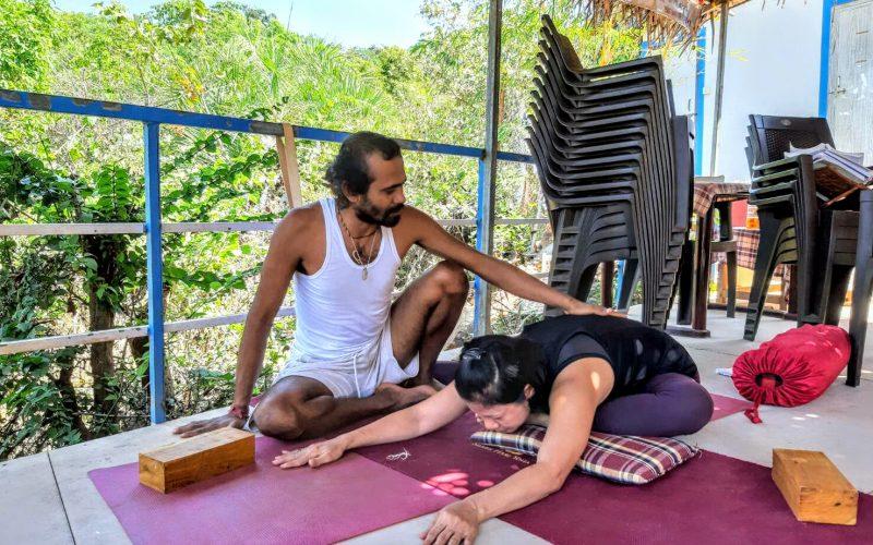 Yin Yoga TTC in India